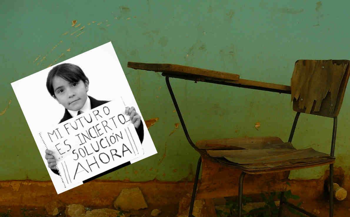 Propuestas vacías... La educación ausente!!!
