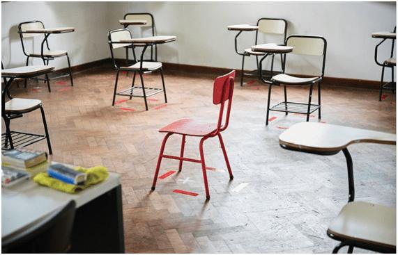 Educación interrumpida. Los efectos de un año sin clases